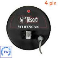 "5.75"" 2D Widescan-4pin"